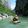 expedition Grand Canyon  kayak Gorges du Verdon Castellane