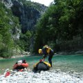 expedition Grand Canyon canoe kayak Gorges du Verdon Castellane