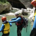 randonnee aquatique Castellane Gorges du Verdon Action Aventure